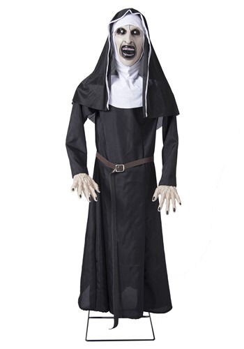 The Nun Lifesize Animated Nun Prop