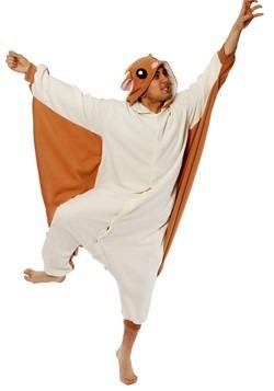 Flying Squirrel Kigurumi