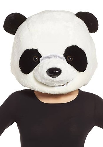 Click Here to buy Adult Panda Mascot Head from HalloweenCostumes, CDN Funds & Shipping