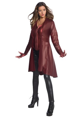 Avengers Endgame Secret Wishes Scarlet Witch Womens Costume