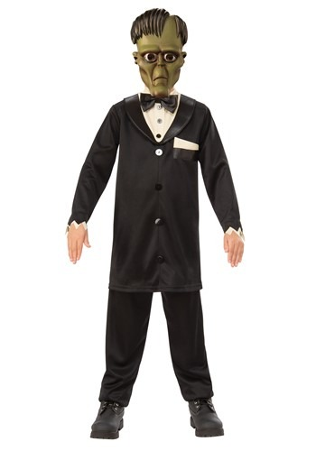 The Addams Family Lurch Kids Costume