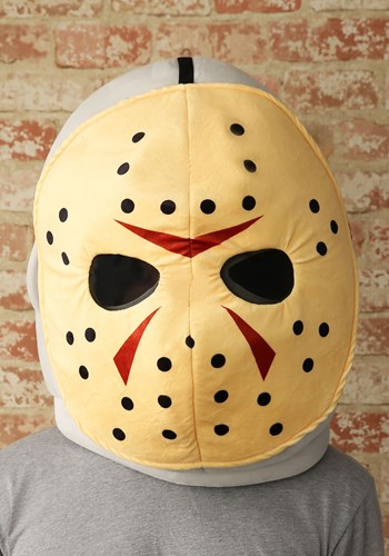 Click Here to buy Jason Friday the 13th Mascot Mask from HalloweenCostumes, CDN Funds & Shipping