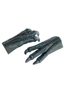 Jurassic World Adult Blue Latex Hands
