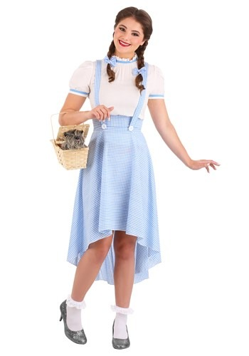 Women's Kansas Girl High Low Costume