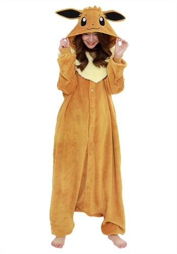 Pokemon Adult Eevee Kigurumi
