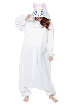 Sailor Moon Adult Artemis Kigurumi