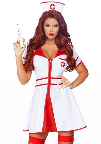 Hospital Honey Womens Costume