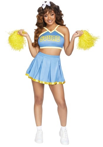 Click Here to buy Cheer Squad Cutie Womens Costume from HalloweenCostumes, CDN Funds & Shipping