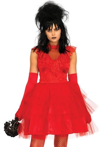 Click Here to buy Womens Beetle Bride Costume from HalloweenCostumes, CDN Funds & Shipping