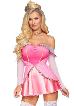 Womens Naughty Napping Princess Costume
