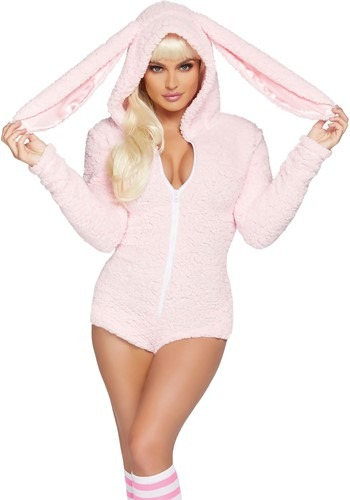 Cuddle Bunny Costume for Women