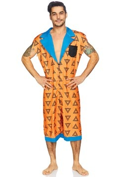 Men's Bedrock Bro Romphim Costume