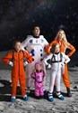 Girl's Pink Astronaut Costume