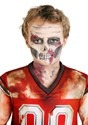 Child's Zombie Football Player Costume Alt 1