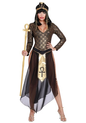 Queen Cleo Costume Womens