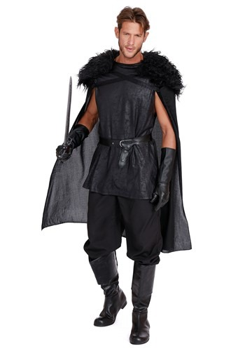 King of the Snow Mens Costume