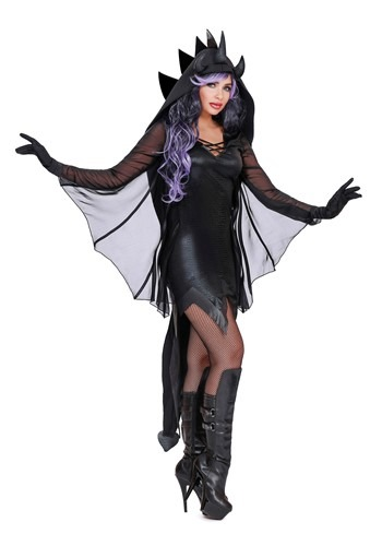 Complete Womens Magic Dragon Costume