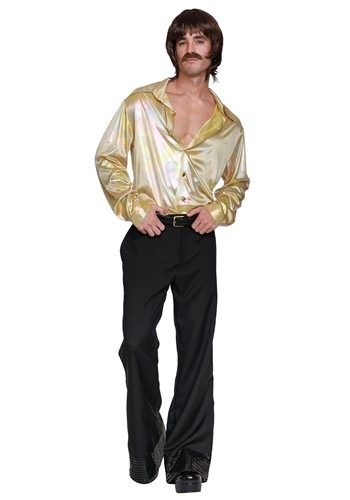 Click Here to buy Mens 70s Icon Costume from HalloweenCostumes, CDN Funds & Shipping