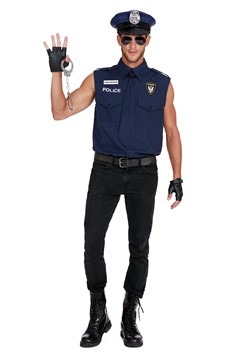 Men's Sergeant Sexy Costume