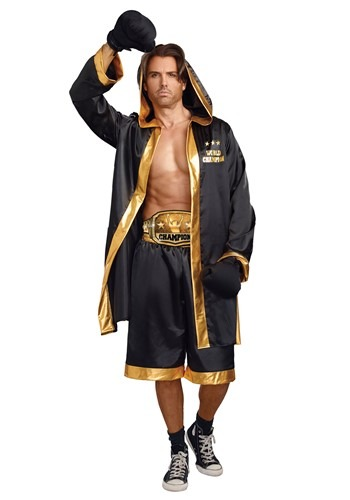 The Champ Boxer Costume for Men