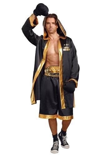 The Champ Boxer Costume for Men