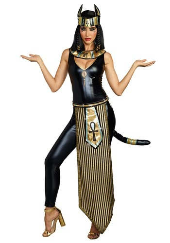 Kitty of de Nile Costume for Women