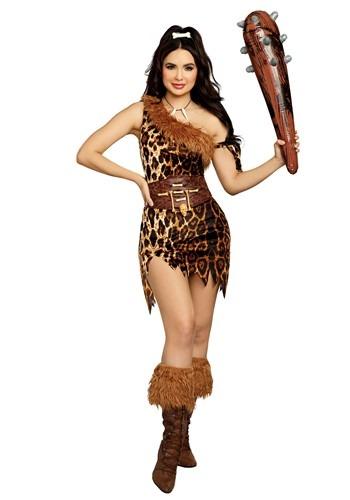 Womens Clubbing Cutie Costume