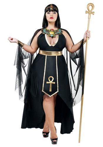 Womens Empress Divine Plus Size Costume