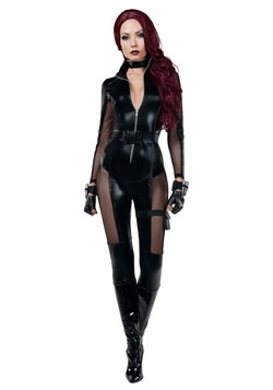 Women's Avenging Assassin Costume