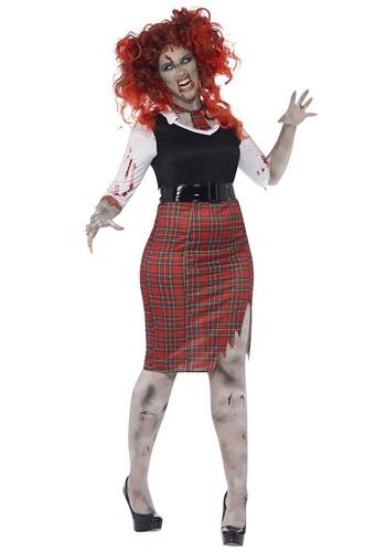 Zombie Teacher Plus Size Costume