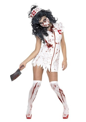 Zombie Nurse Womens Costume