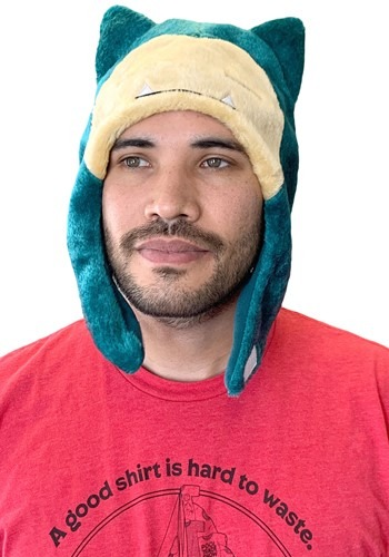 Snorlax Pokemon Headpiece