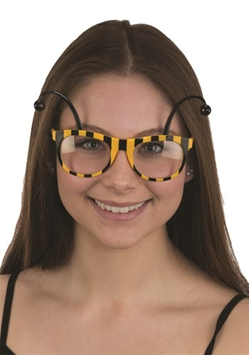 Click Here to buy Bee Glasses Costume Accessory from HalloweenCostumes, CDN Funds & Shipping