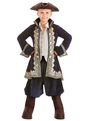 Click Here to buy Kids Supreme Pirate Costume from HalloweenCostumes, CDN Funds & Shipping