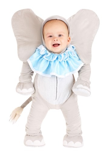 Click Here to buy Elo the Elephant Costume for Babys from HalloweenCostumes, CDN Funds & Shipping