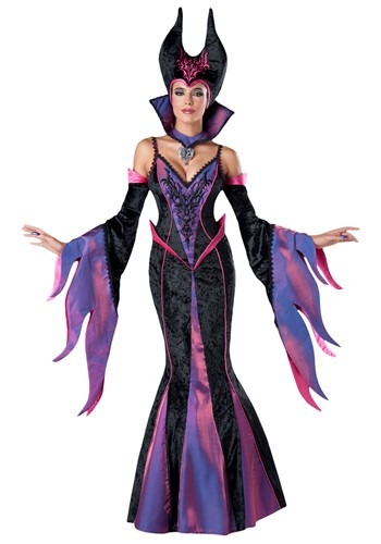 Click Here to buy Dark Sorceress Womens Costume from HalloweenCostumes, CDN Funds & Shipping