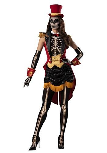 Skeleton RingmistressWomens Costume