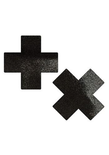 Pastease Black X Pasties