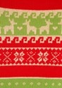 Adult Christmas Llama Unizex Ugly Sweater alt9
