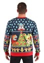 Fraggle Rock Sublimated Adult Ugly Christmas Sweater alt2