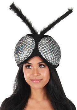 Holographic Fly Eyes Plush Headband