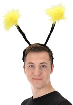 Light Up Pom Antennae LumenEars