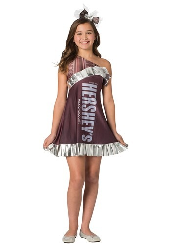 Tween Hersheys Bar Costume | Food Halloween Costume