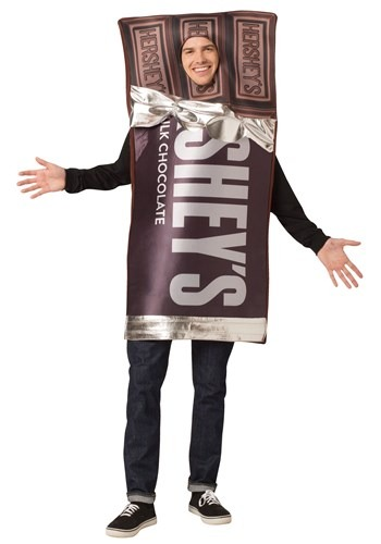 Hersheys Hersheys Candy Bar Adult Size Costume