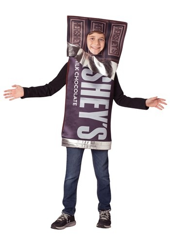 Hersheys Hersheys Candy Bar Costume for Kids
