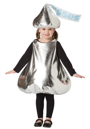 Hershey's Child Hershey's Kiss Costume