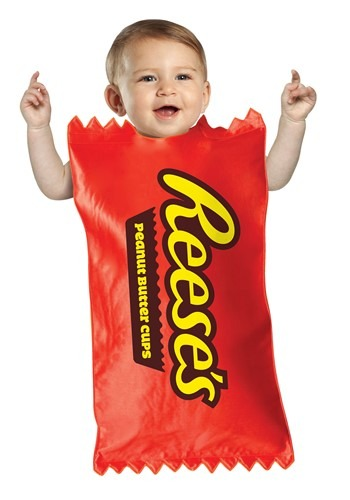 Click Here to buy Reeses Cup Buntington for Babys from HalloweenCostumes, CDN Funds & Shipping