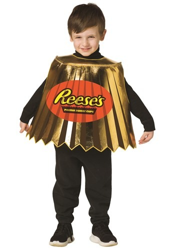 Child Reeses Mini Cup Costume