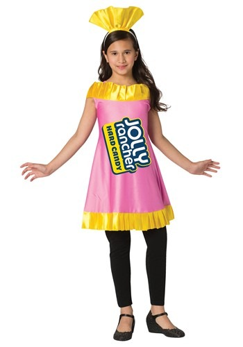 Watermelon Jolly Rancher Costume for Girls