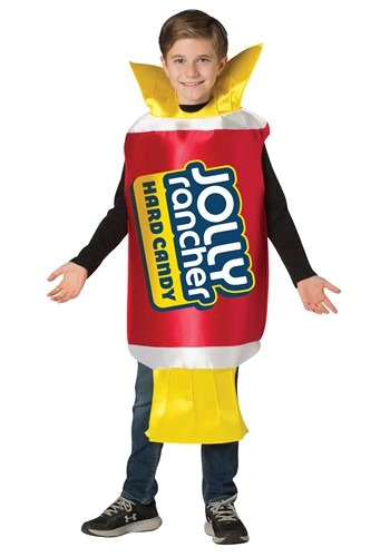 Jolly Rancher Tween Cherry Jolly Rancher Costume